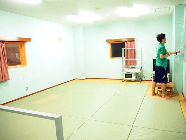 2F休憩室