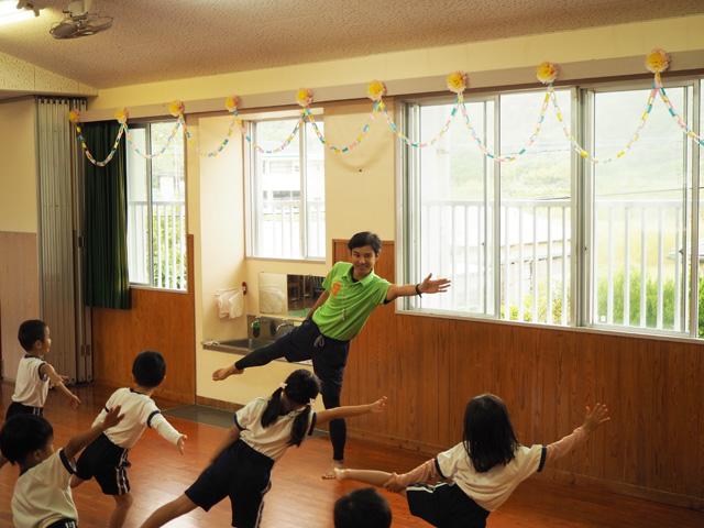 あまみっ子運動遊び・体育教室